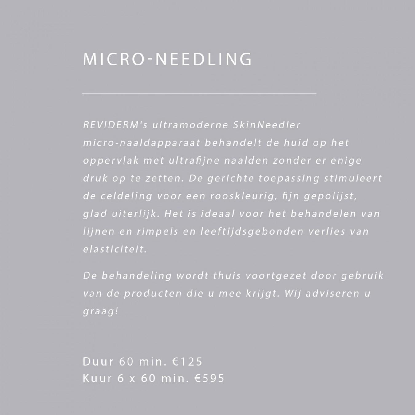 Microneedling senszi